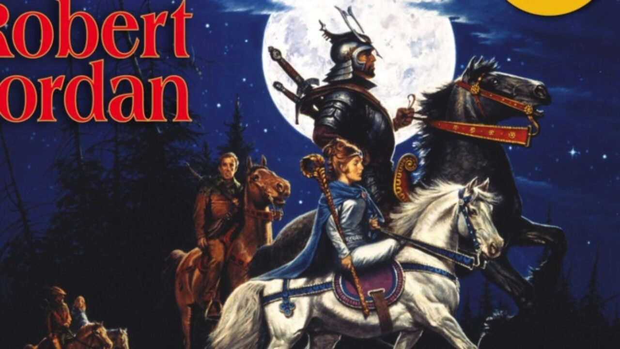 On Rereading The Wheel Of Time Series Two Decades Later